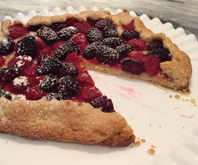 Mixed-Berry-Crostata