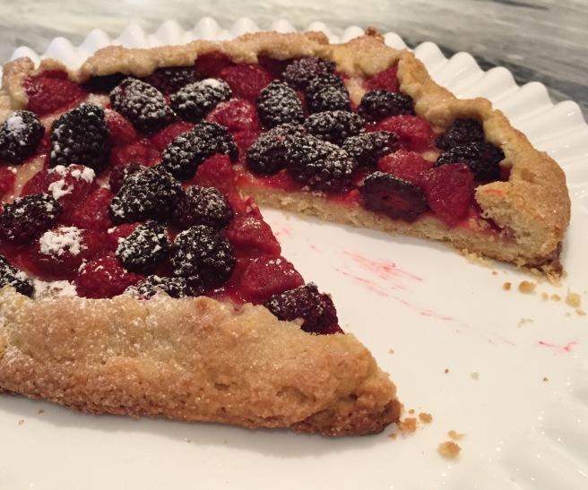 Mixed-Berry-Crostata