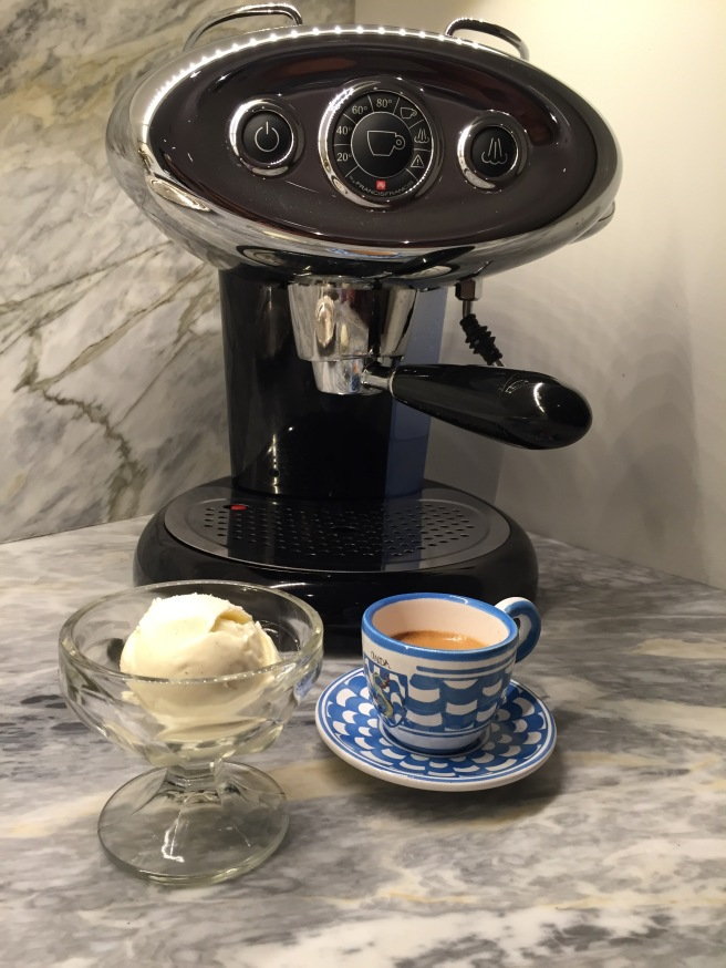 Espresso and Gelato