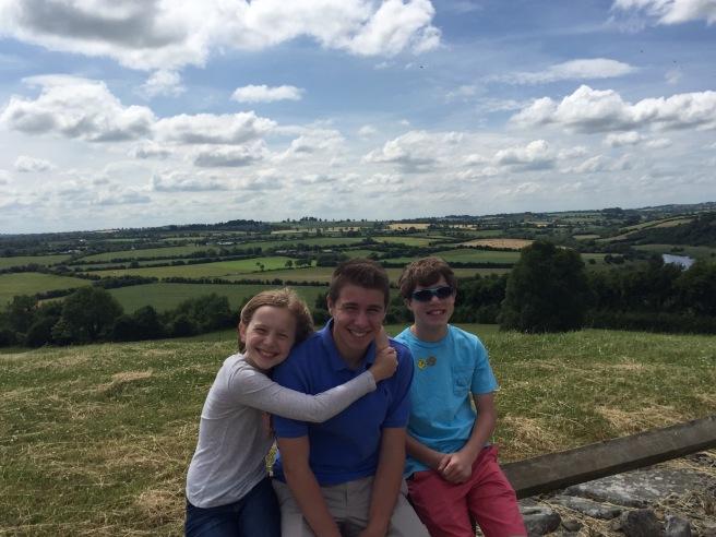 Knowth, Brú na Bóinne