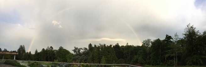 Rainbow in Donegal