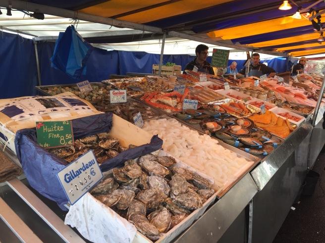 President Wilson Market, Paris